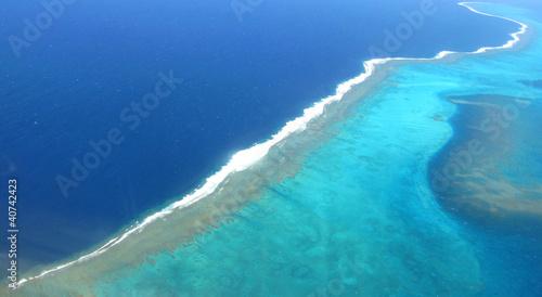Papiers peints Turquoise Nouvelle-Calédonie