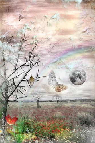 Tematy obrazów ogrod-raju