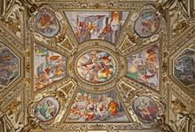 Rome - Side Roof From Santa Maria Maggiore Basilica