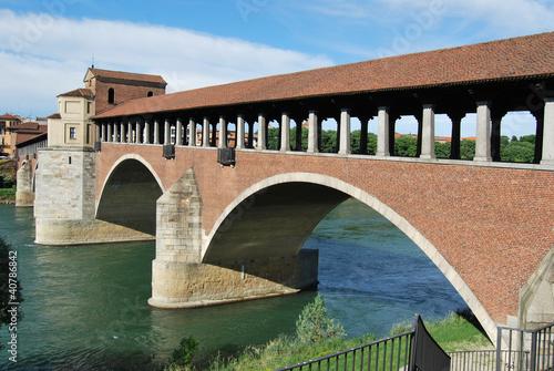 Photo  adda Pavia