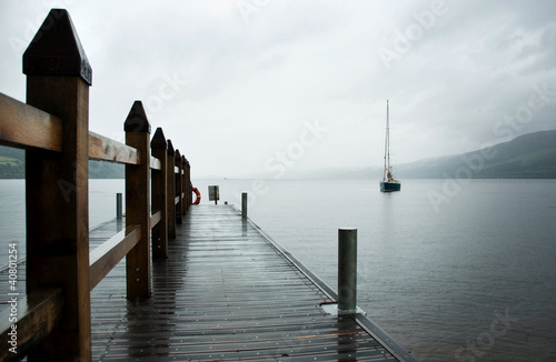 Fototapety, obrazy: Loch Ness 2, Scotland by Carlos Sanchez