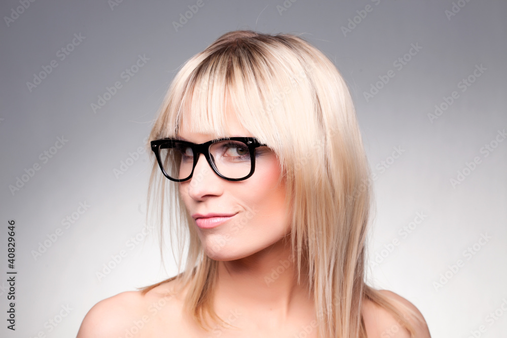 Nerd okulary