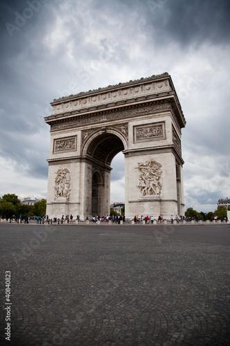 Papiers peints Paris Arc de Triomphe (Arch of Triumph)