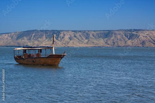Foto-Rollo - Boat