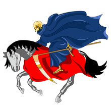 Equestrian Of The Apocalypse. ...