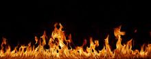 Flammen Panorama