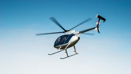 Fototapeta Hubschrauber