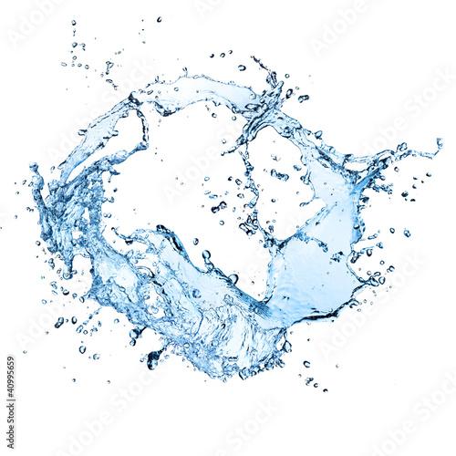 Fototapety do pokoju   kropelki-wody