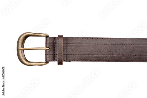 Valokuva Brown leather belt