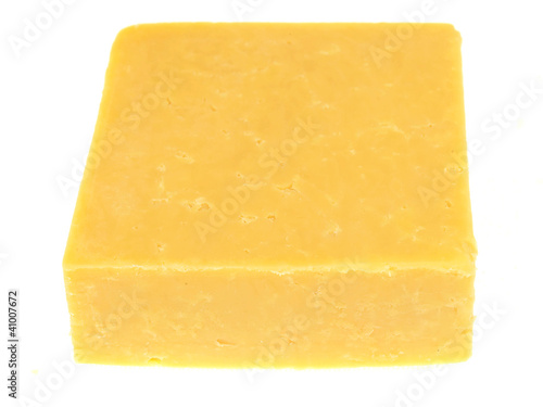 Fotografie, Obraz  Double Gloucester Cheese