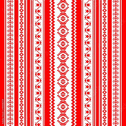 Pattern folk style - 41008259