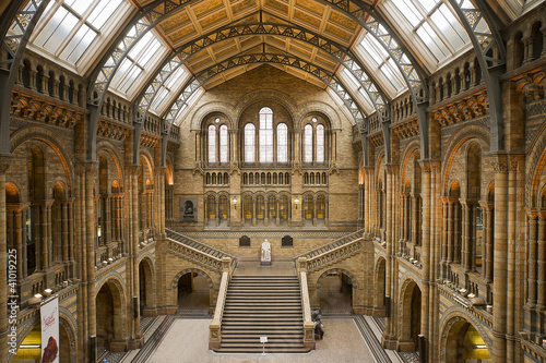 Fotografia Natural History Museum Main Hall