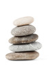 Pebbles balanced stack
