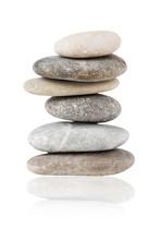Pebbles Balanced Stack