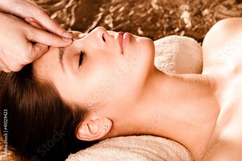 Photo acupressure