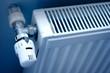 Leinwanddruck Bild - Heating Radiator
