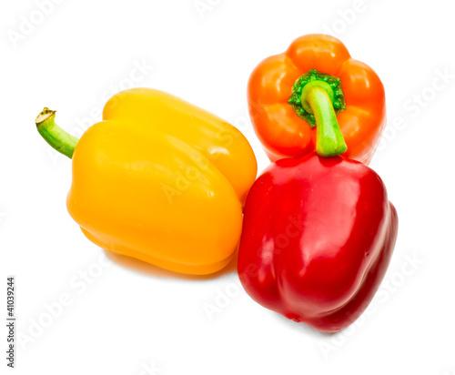 Bulgarian pepper Canvas Print