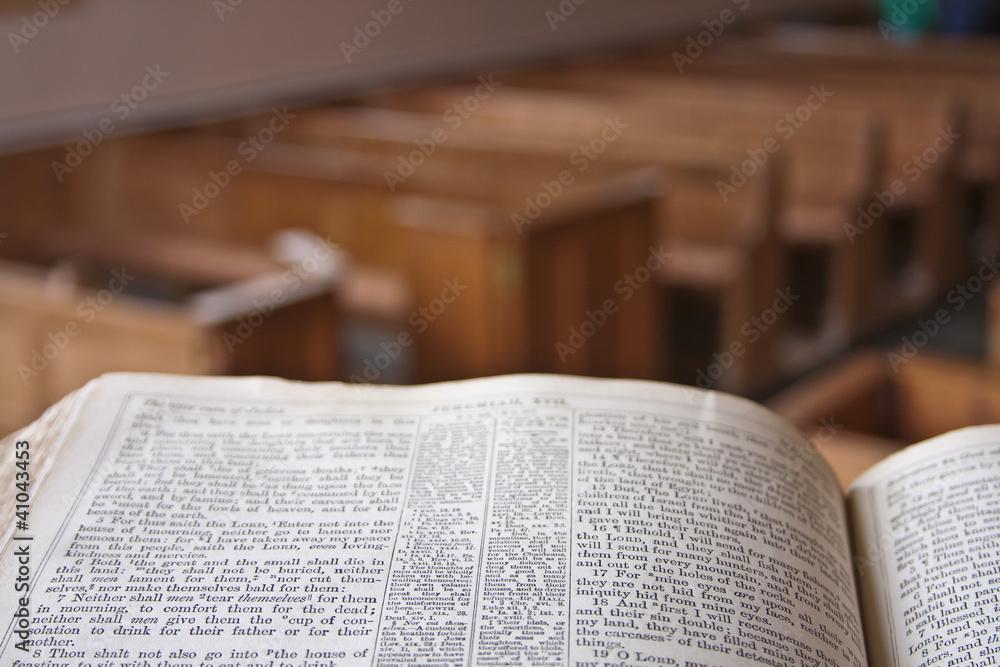 Fototapeta Bible