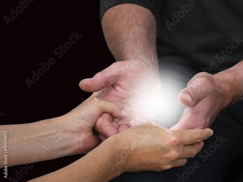 Photo  Experiencing Energy