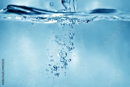 water-bubbles-background