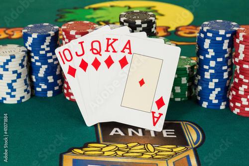 Plakaty o nałogach krolewskie-karty-do-gry-w-karty-z-zetonami