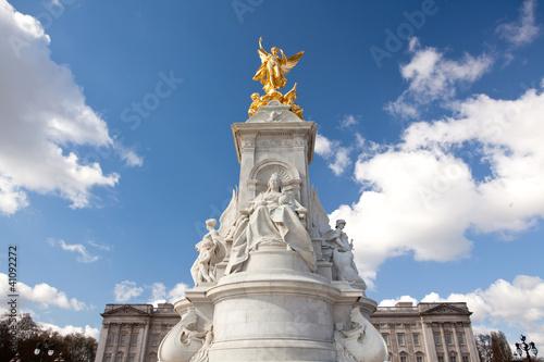 Buckingham Palace Memorial Fototapeta