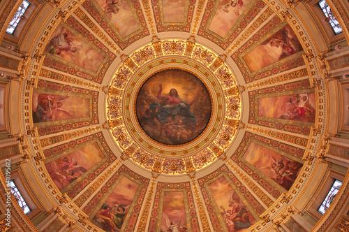 Slika na platnu Rotunda