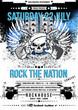 Flyer Rock Festival
