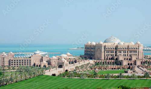 Poster Abou Dabi Emirates Palace