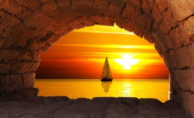 Obraz Sailing