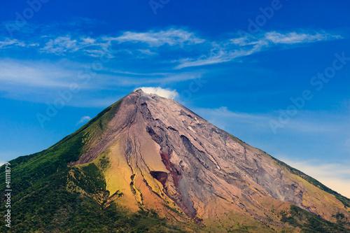 Cuadros en Lienzo Colorful Conception Volcano