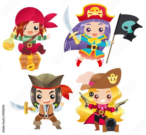 cartoon-pirates-set-1