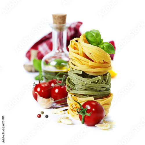 Fotografie, Obraz  Italian Pasta