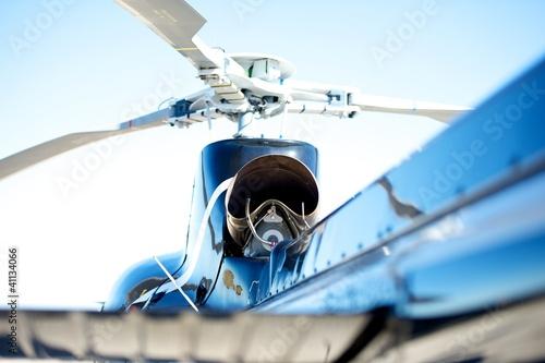 Cadres-photo bureau Hélicoptère Turbine Astar Ecureuil