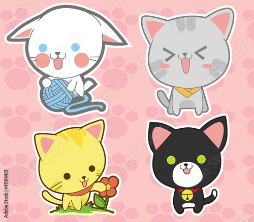 kawaii-cats