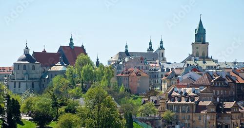Obraz Lublin - fototapety do salonu