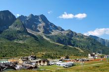 Tonale Pass
