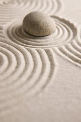 Fototapeta na wymiar Zen stone