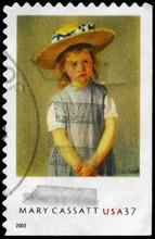 USA - CIRCA 2003 Child