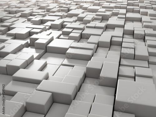 powierzchnia-z-szescianow-3d
