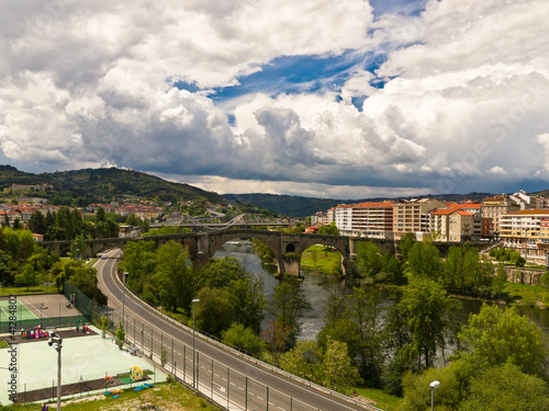 Ourense Roman bridge