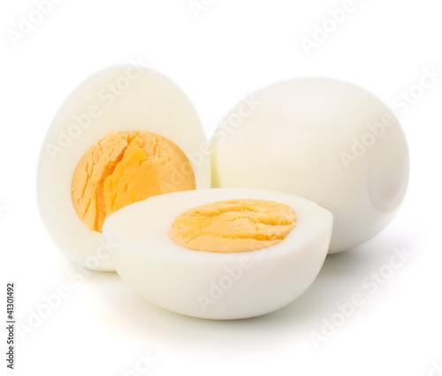 boiled egg Canvas Print
