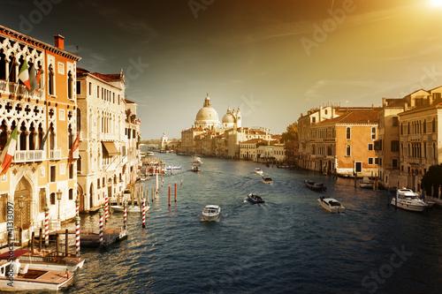 Obrazy Wenecja  grande-canale-w-wenecji