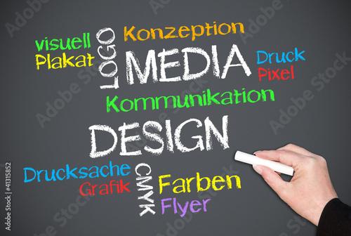 Media Design - Color Concept