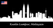 Skyline Kuala Lumpur - Malaysia
