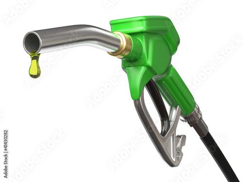 Fotografía  Fuel pump nozzle