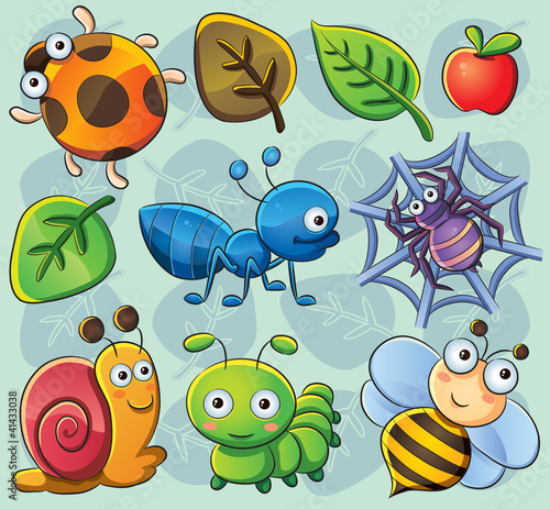 Cute Bugs #41433038