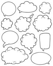 Comics Bubbles Collection 4