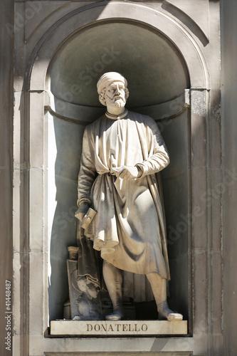 Photo Donatello Skulptur Florenz