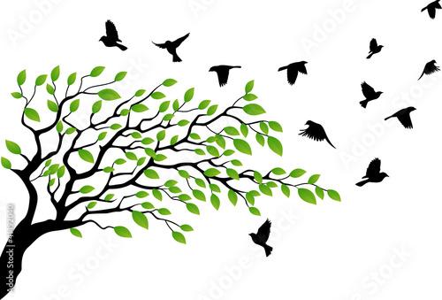 drzewo-z-lecacym-ptakiem